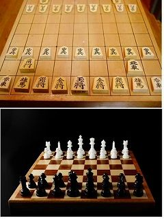 s-将棋&チェス