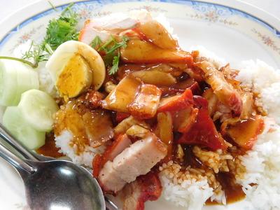 Chiangrai-pork-rice