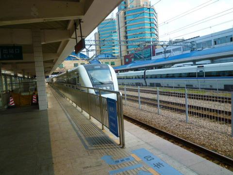 広州常平電車2