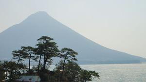 鹿児島開聞岳2