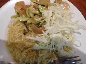 バンコク東急ぶっかけ麺