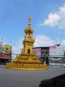 Chiangrai-clock-tower