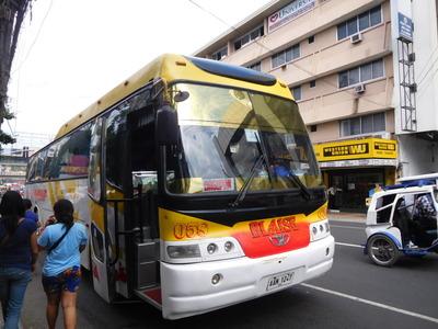 LaUnion-Dagupan-bus