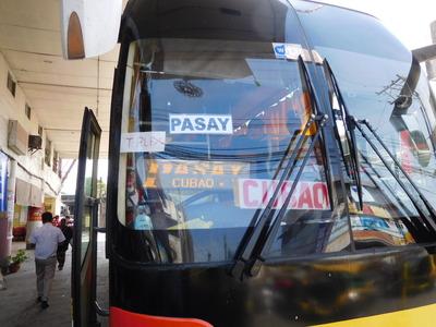 Dagupan-Manila-bus