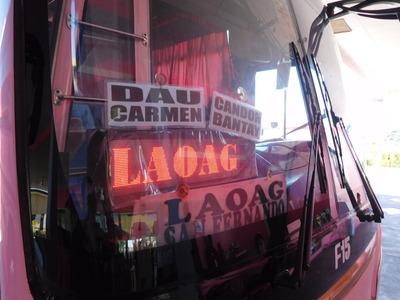 Angeles-LaUnion-bus