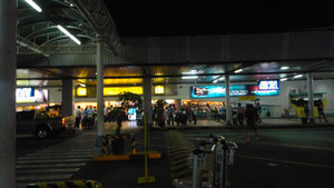 マニラ国際空港ホテルタクシー待ち合わせ場所