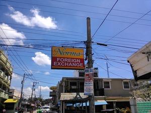 アンヘレスレートが良い両替屋Norma's