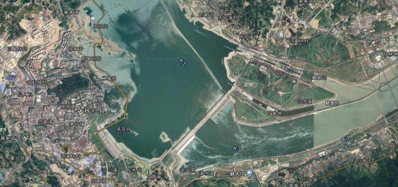 ダム 三峡