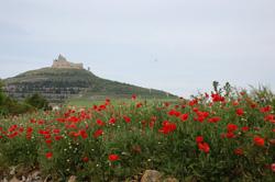 カストロヘリス城塞跡