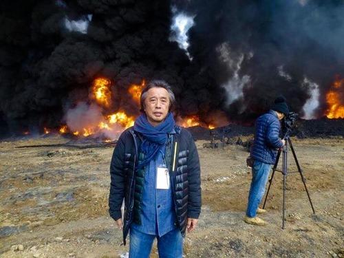 報道特集「緊急報告・モスル奪還作戦」放送のお知らせ