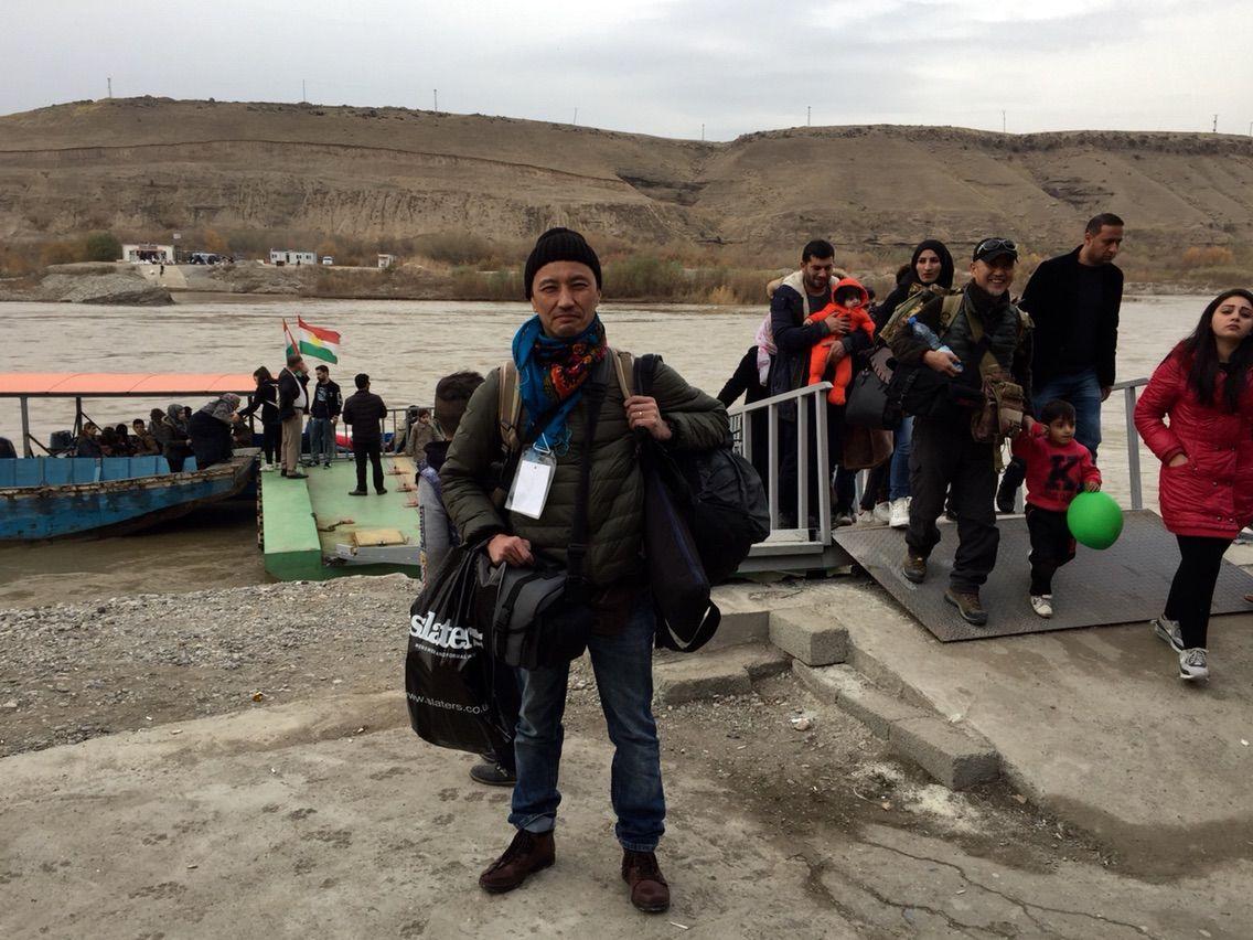 報道特集でクルド地域リポート
