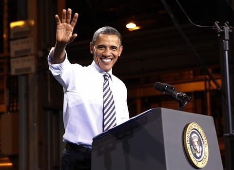 オバマ大統領7