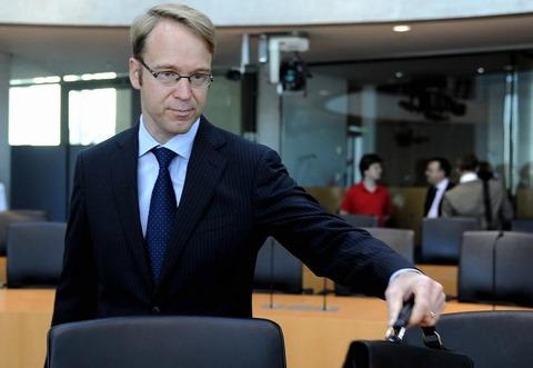 ドイツ連銀バイトマン総裁4