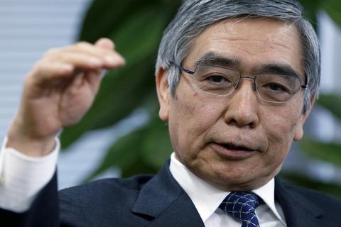 黒田ADB総裁
