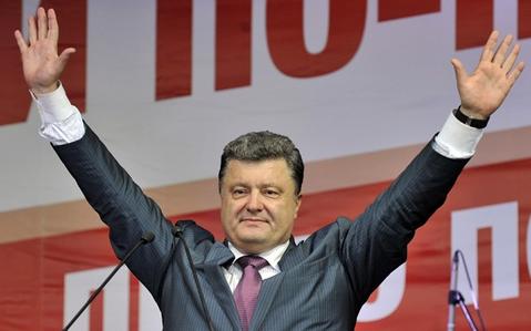 ポロシェンコ新大統領