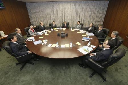 日銀金融政策決定会合