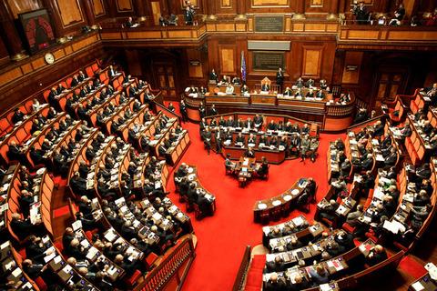 イタリア議会1
