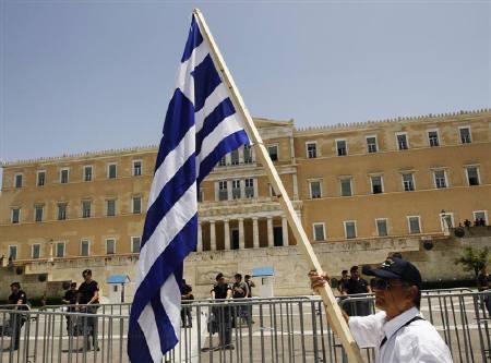 ギリシャ国旗1