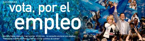 スペイン選挙2011