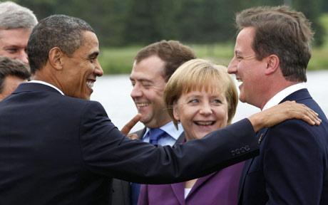 G8会合1