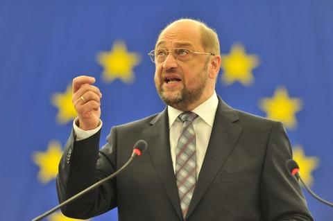 シュルツ欧州議会議長