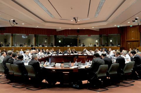 EU財務相理事会1