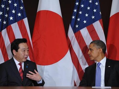 オバマ大統領_野田首相