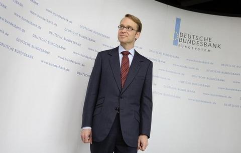 ドイツ連銀バイトマン総裁3