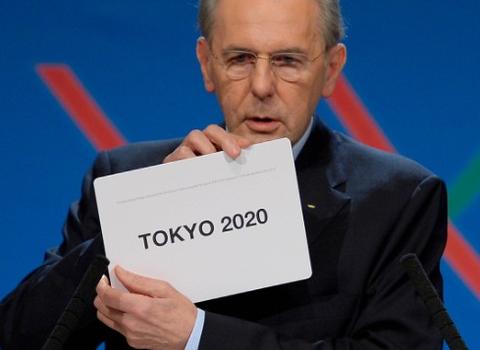 2020年東京オリンピック決定