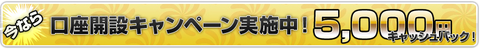 fxプライム5000円キャッシュバック4