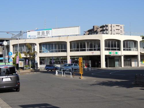名鉄津島駅