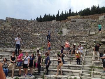 エフェソス遺跡2