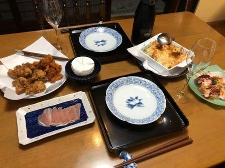 記念日料理