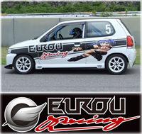 EUROU Racing アルト HA23V エアロパーツ