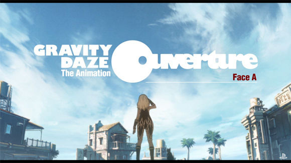 "『GRAVITY DAZE 2』前日譚アニメ""Ouverture"" PS Store、Youtubeで公開開始 制作はスタジオカラー"