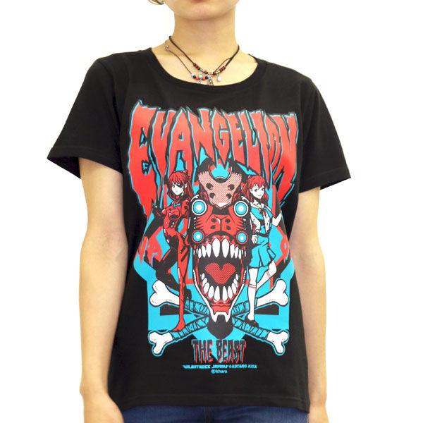 アスカ&レイの新作Tシャツ・ゴジラ☓エヴァの新グッズが予約開始!