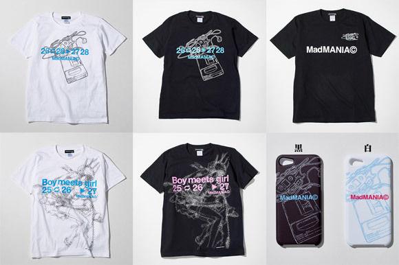 【MadMANIA(C)】ヱヴァンゲリヲン新劇場版「S-DAT」デザインのTシャツ、iPhoneケースが登場