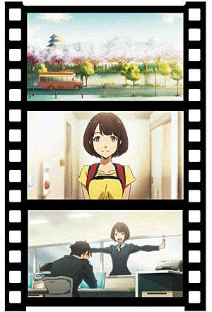 貞本義行キャラクターデザインの東邦銀行CMが10月1日より福島県にて放映開始!