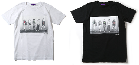 RADIO EVA10周年記念イラストTシャツが登場