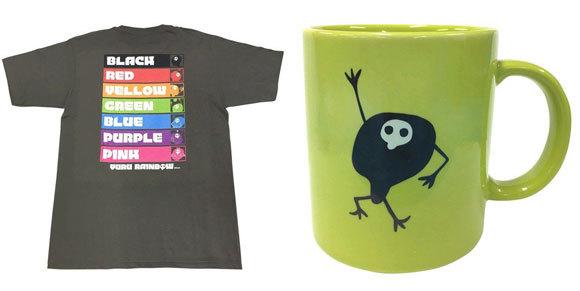 エヴァストア7周年「ゆるしと」マグカップ、ユルレインボーTシャツが登場
