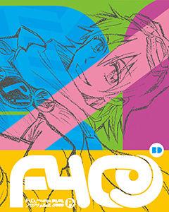 廉価版「FLCL Blu-ray BOX」描き下ろしジャケットイラスト&「フリクリ アーカイブス」表紙イメージ公開!
