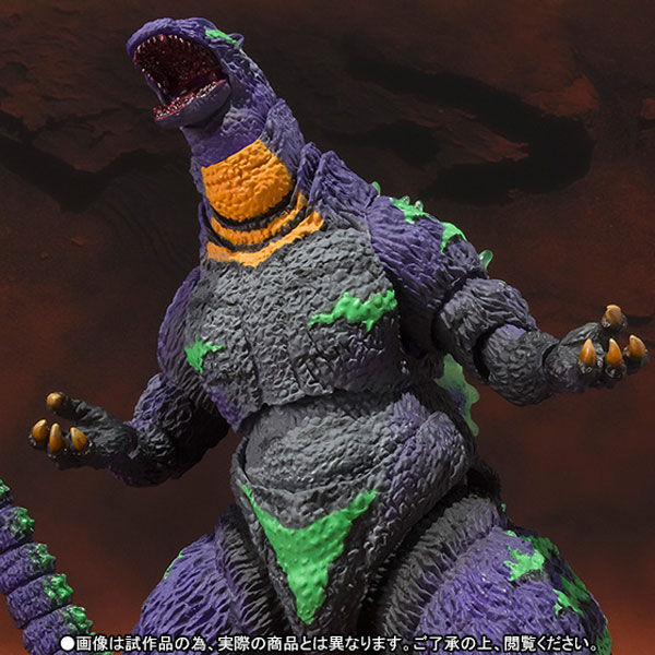 エヴァカラー「S.H.MonsterArts」ゴジラと全国9エリアのご当地手ぬぐいがエヴァストアで予約開始!
