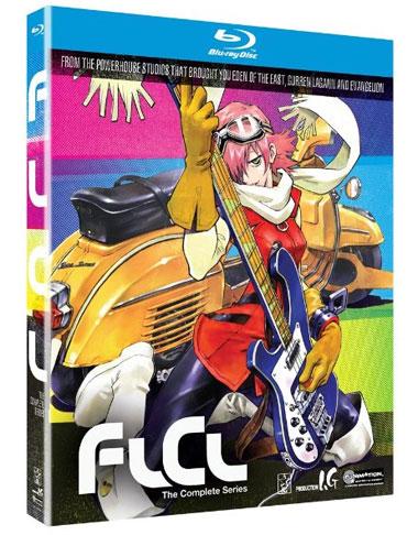 「フリクリ(FLCL)」新シーズン始動?海外で発表され話題に