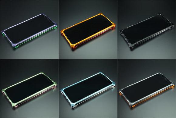 【RADIO EVA×GILD design】iPhoneX専用ソリッドバンパー「エヴァンゲリオン」限定モデルが登場
