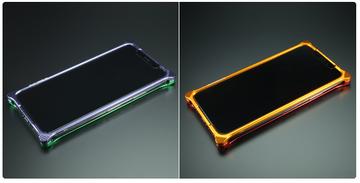 RADIOEVA  iPhone X用ソリッドバンパー エヴァモデルが登場