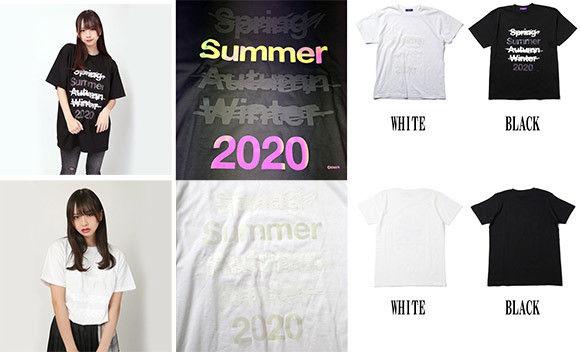 RADIO EVAより、エヴァンゲリオン「NEW ONLY SUMMER」LIGHT FORCE Tシャツが登場