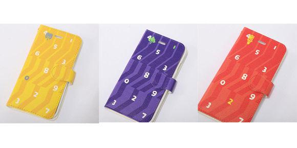 「RADIO EVA Tools for Life」エヴァ零号機、初号機、2号機の手帳型スマートフォンケース、エヴァストアで取扱い開始