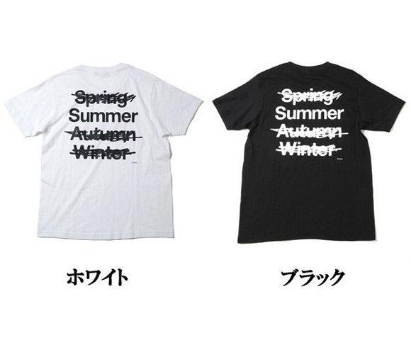 RADIO EVAより、復刻版「ONLY SUMMER」Tシャツが登場