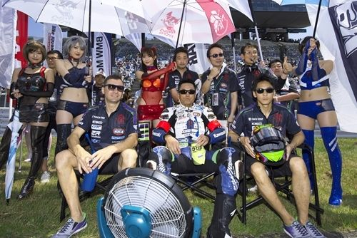 エヴァレーシング、ボルドール24時間耐久ロードレース参戦