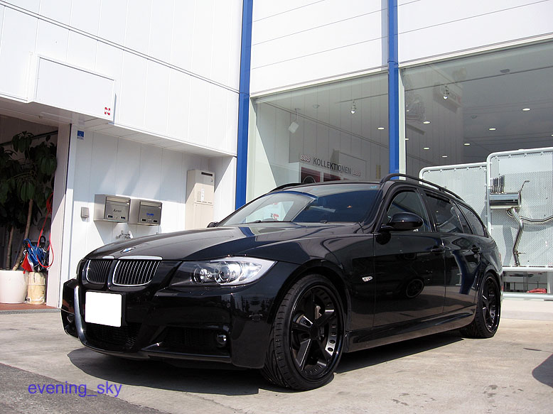 BMW bmw 3シリーズ ツーリング カスタム : blog.livedoor.jp